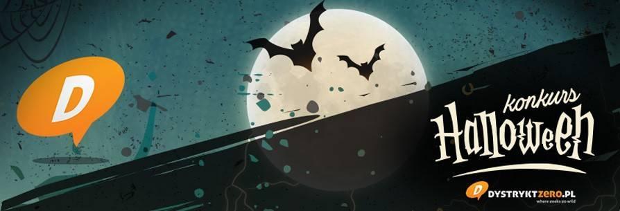 Konkurs z okazji Halloween