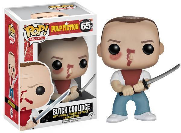 Figurka Pulp Fiction Pop Butch Coolidge 10 Cm