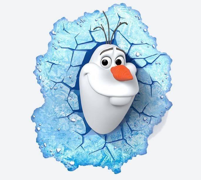 Znalezione obrazy dla zapytania OLAF 3D