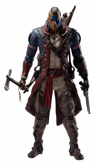 figurka assassin180s creed series 5 revolutionar connor