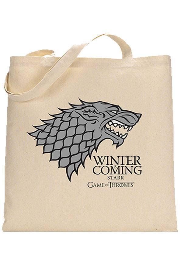 Torba materiałowa Game of Thrones Gra o Tron Winter Is