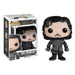Figurka Game of Thrones / Gra o Tron POP! - Jon Snow Castle Black 10 cm