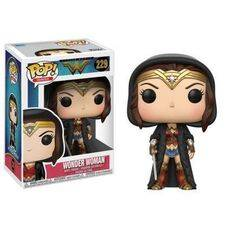 Figurka Wonder Woman Movie POP! - Wonder Woman Cloak 9 cm