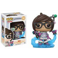 Figurka Overwatch POP! - Mei Snowball Colour LE 9 cm