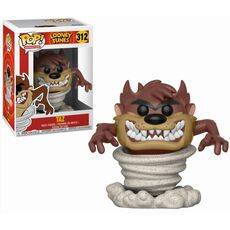 Figurka Looney Tunes POP! - Tornado Taz 9 cm