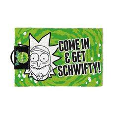 Wycieraczka Rick and Morty - Get Schwifty 40 x 57 cm