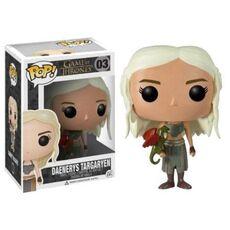 Figurka Game of Thrones / Gra o Tron POP! Vinyl Bobble-Head Daenerys Targaryen 10 cm