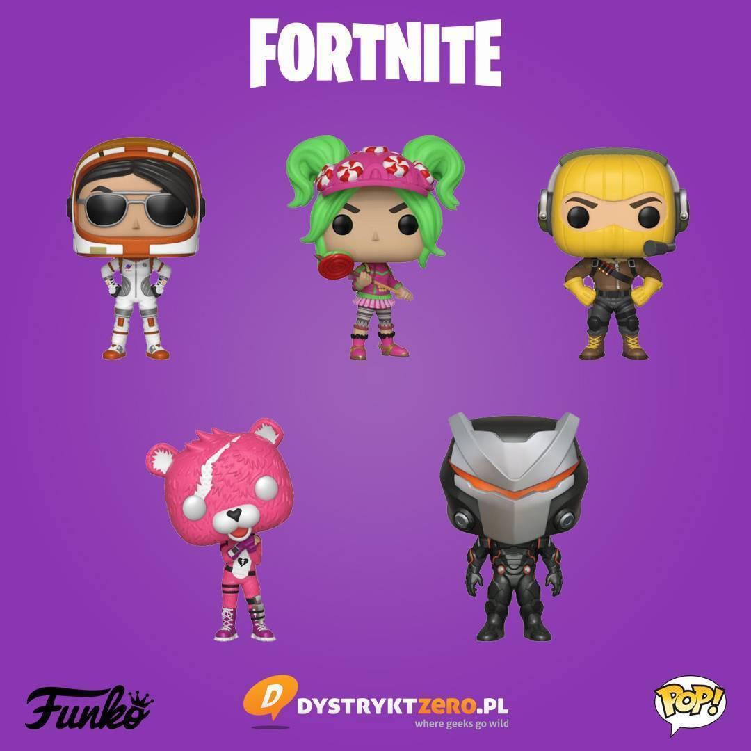 Figurki Funko POP! Fortnite