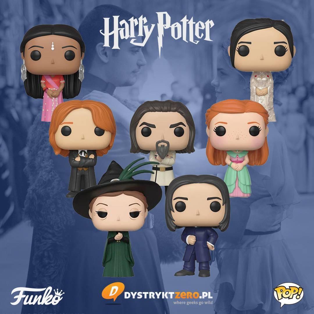 Figurki Harry Potter