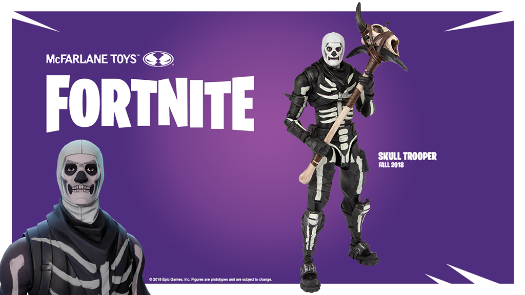 Figurka Skull Trooper