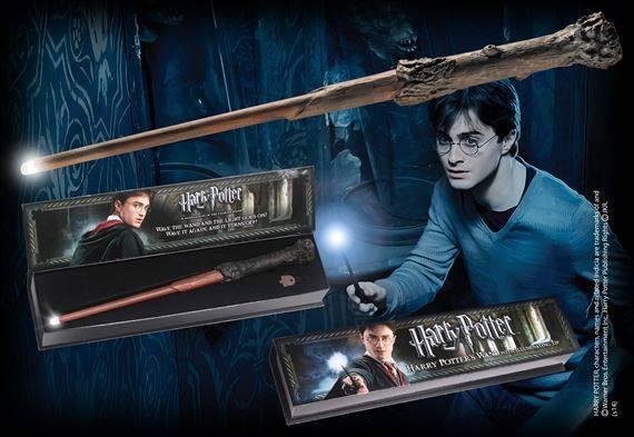 Różdżki Harry Potter