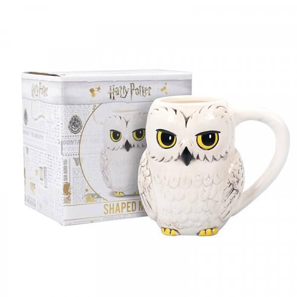 Kubek Harry Potter 3D - Hedwig