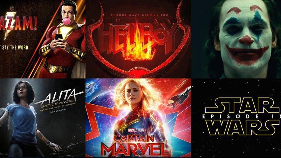 Top Filmy dla Geeków w 2019 - przegląd
