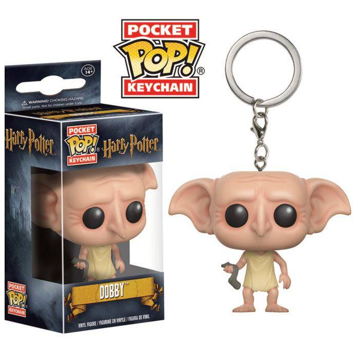 Brelok Harry Potter POP! - Dobby / Zgredek