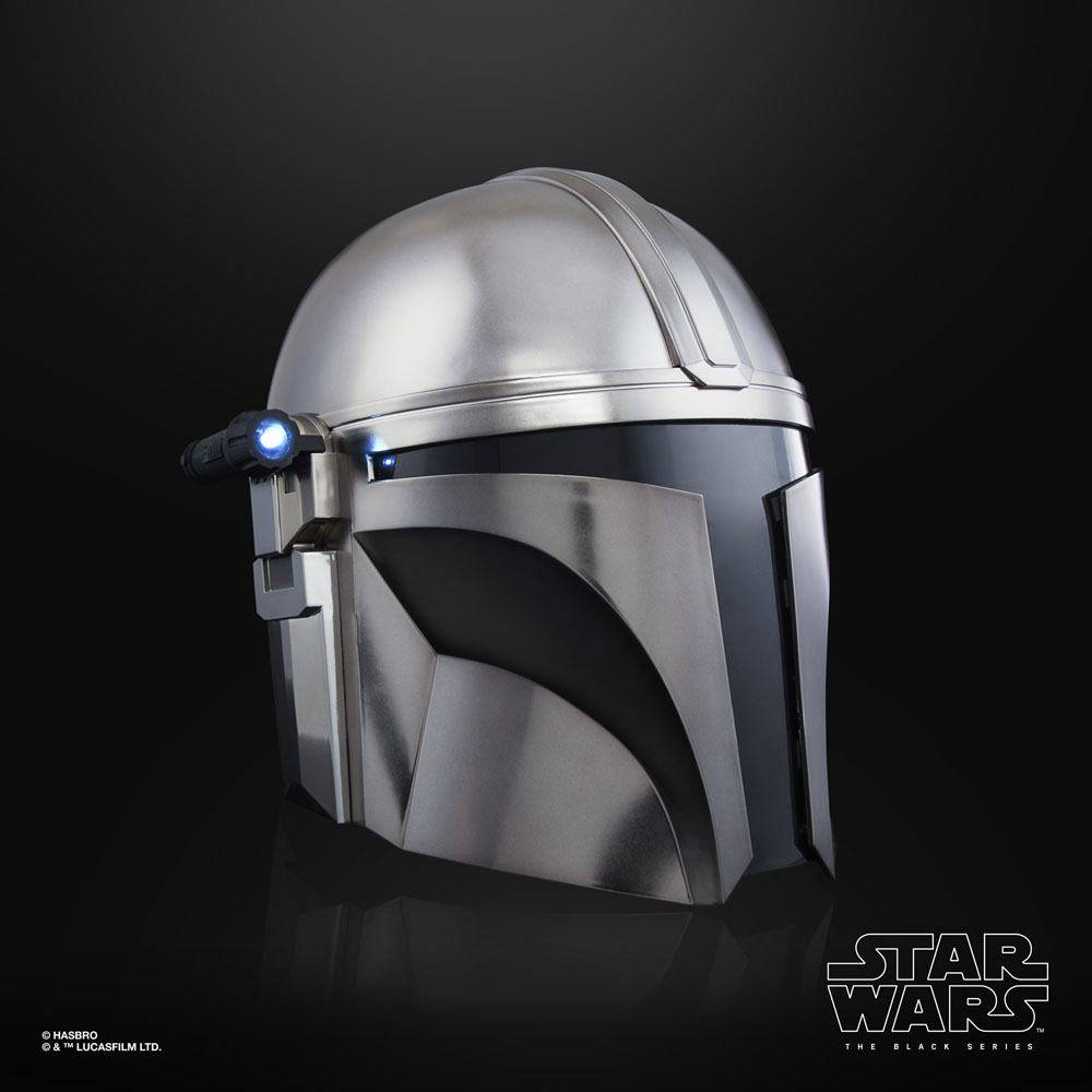 Hełm elektroniczny Star Wars The Mandalorian