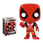 Figurka Marvel Comics POP! - Deadpool Thumb Up 10 cm