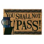 Wycieraczka Lord of the Rings - You Shall Not Pass 40 x 60 cm