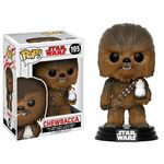 Figurka Star Wars Episode VIII POP! - Chewbacca & Porg 9 cm