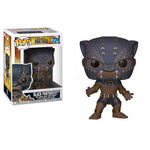 Figurka Black Panther Movie POP! - Black Panther Warriors Fall