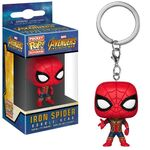 Brelok Avengers Infinity War POP! - Iron Spider 4 cm