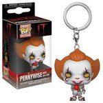 Brelok It / To 2017 Pocket POP! - Pennywise with Balloon