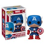 Figurka Marvel Comics POP! - Captain America 10 cm