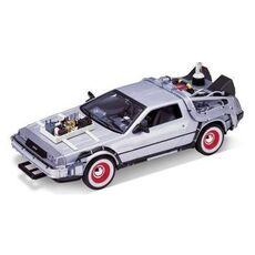 Model Back to the Future III Diecast Model 1/24 DeLorean LK Coupe