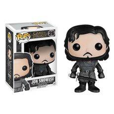 Figurka Gra o Tron POP! - Jon Snow Castle Black