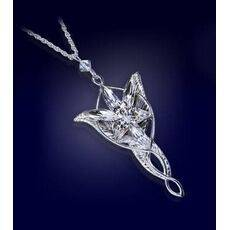 Naszyjnik Lord of the Rings - Arwen´s Evenstar (posrebrzany)