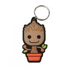 Brelok gumowy Guardians of the Galaxy - Baby Groot 6 cm