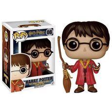 Figurka Harry Potter POP! - Harry Potter Quidditch 9 cm