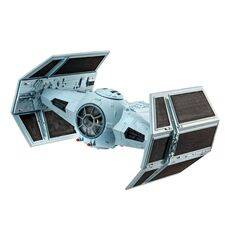 Model do sklejania Star Wars 1/121 Darth Vader's Tie Fighter