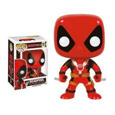 Figurka Marvel Comics POP! - Deadpool Two Swords 10 cm