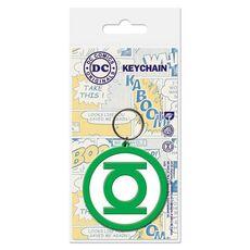 Brelok gumowy DC Comics - Green Lantern