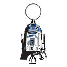 Brelok gumowy Star Wars - R2-D2