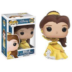 Figurka Piękna i Bestia POP! - Belle (Gown) 9 cm