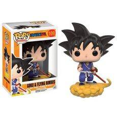 Figurka Dragon Ball Z POP! - Goku and Flying Nimbus