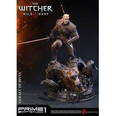 Figurka Witcher 3 Wild Hunt - Geralt of Rivia 66 cm