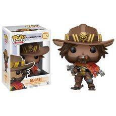 Figurka Overwatch POP! - McCree 9 cm