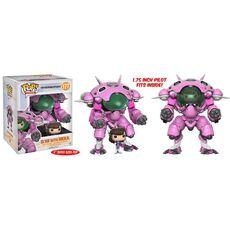 Figurka Overwatch POP! - D.VA & Meka