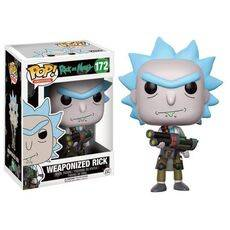 Figurka Rick and Morty POP! - Weaponized Rick