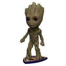 Figurka z kiwającą głową Guardians of the Galaxy Vol. 2 - Groot 18 cm