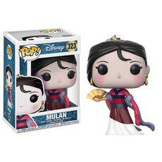Figurka Disney Princess POP! - Mulan 9 cm