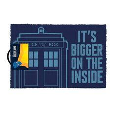 Wycieraczka Doctor Who - Tardis 40 x 60 cm