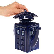 Dzbanek do zaparzania Doctor Who - Tardis (imbryk)