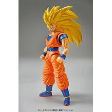 Model figurki do złożenia Dragonball Z - Super Saiyan 3 Son Goku 13 cm