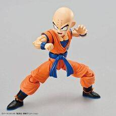 Model figurki do złożenia Dragonball Z - Krillin 13 cm