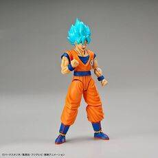 Model figurki do złożenia Dragonball Z - Super Saiyan God Super Saiyan Son Goku