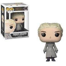 Figurka Game of Thrones / Gra o Tron POP! - White Coat Daenerys 9 cm