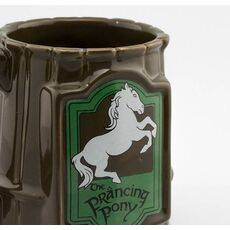 Kubek ceramiczny Lord of the Rings 3D The Prancing Pony